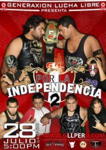 GLL Perú: Por la Indepedencia 2 7