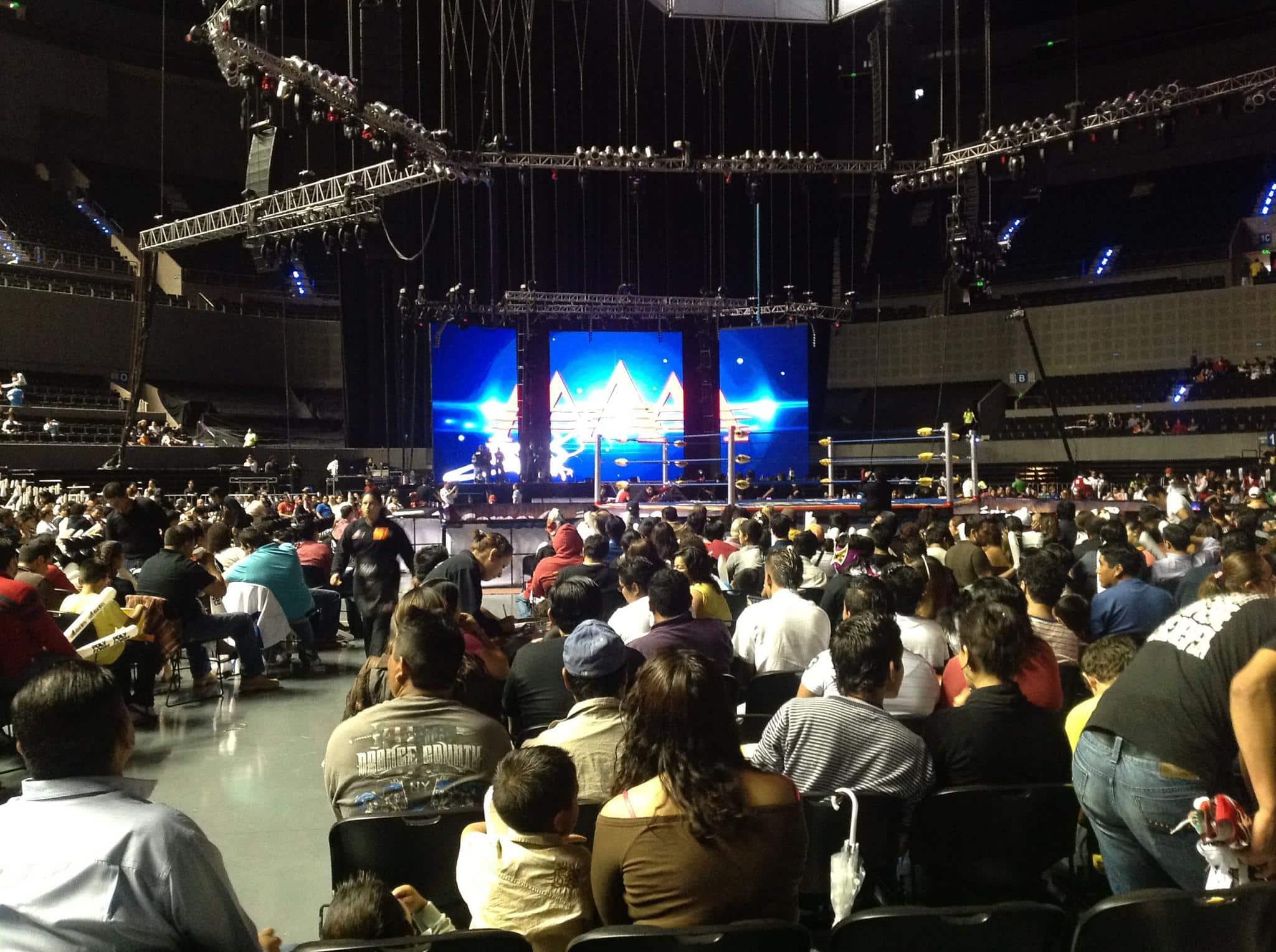 """TripleManía XX - """"El día ha Llegado"""" (Cobertura y Resultados 5 de agosto de 2012) - ¡Dr. Wagner, Jr. se lleva la Máscara de Máscara Año 2000, Jr.! - ¡Kurt Angle en México! 1"""