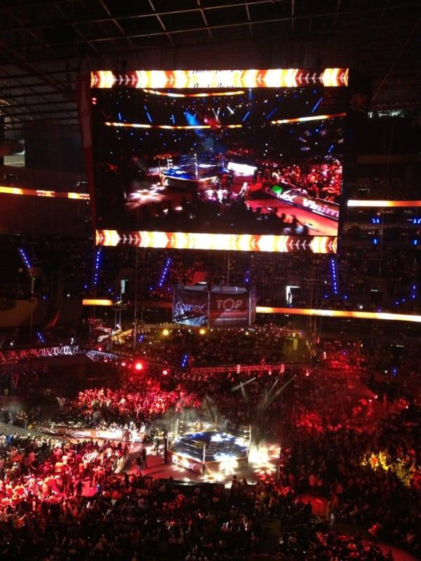 """TripleManía XX - """"El día ha Llegado"""" (Cobertura y Resultados 5 de agosto de 2012) - ¡Dr. Wagner, Jr. se lleva la Máscara de Máscara Año 2000, Jr.! - ¡Kurt Angle en México! 2"""