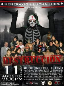 GLL Perú presenta Noche de Titanes temporada 2012 - II 4