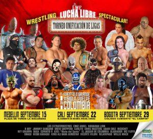 LWF - Torneo Unificación de Ligas (Septiembre 2012) / ElJaguardeColombia.com