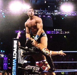 Bryan Cage vs Robbie E. en iMPACT Wrestling