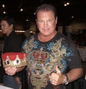 """Jerry """"The King"""" Lawler / Photo by: Nightscream - Wikipedia.org"""