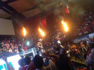 "AAA en Naucalpan: Cibernético en busca del ""Perrito"" – Psycho Circus vencen a IWRG (28/Sep/12)  4"