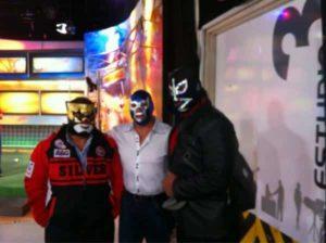 Hoy, noche historia en la Coliseo regia: Blue Demon Jr., Rayo de Jalisco Jr. y Súper Muñeco  7