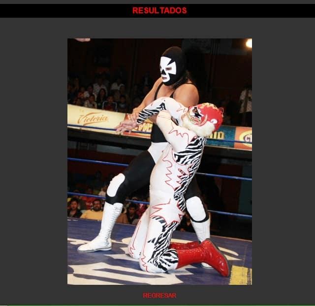 Espanto Jr. debuta y pierde en la Coliseo - Hijo del Signo ¿Técnico? - ¡Dragón Rojo, bicampeón medio! 13