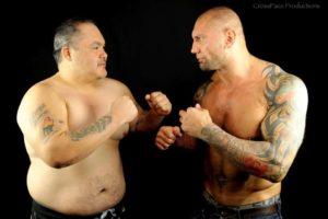 Vince Lucero vs. David Bautista (Batista) (6/10/2012) / CrossFace Productions