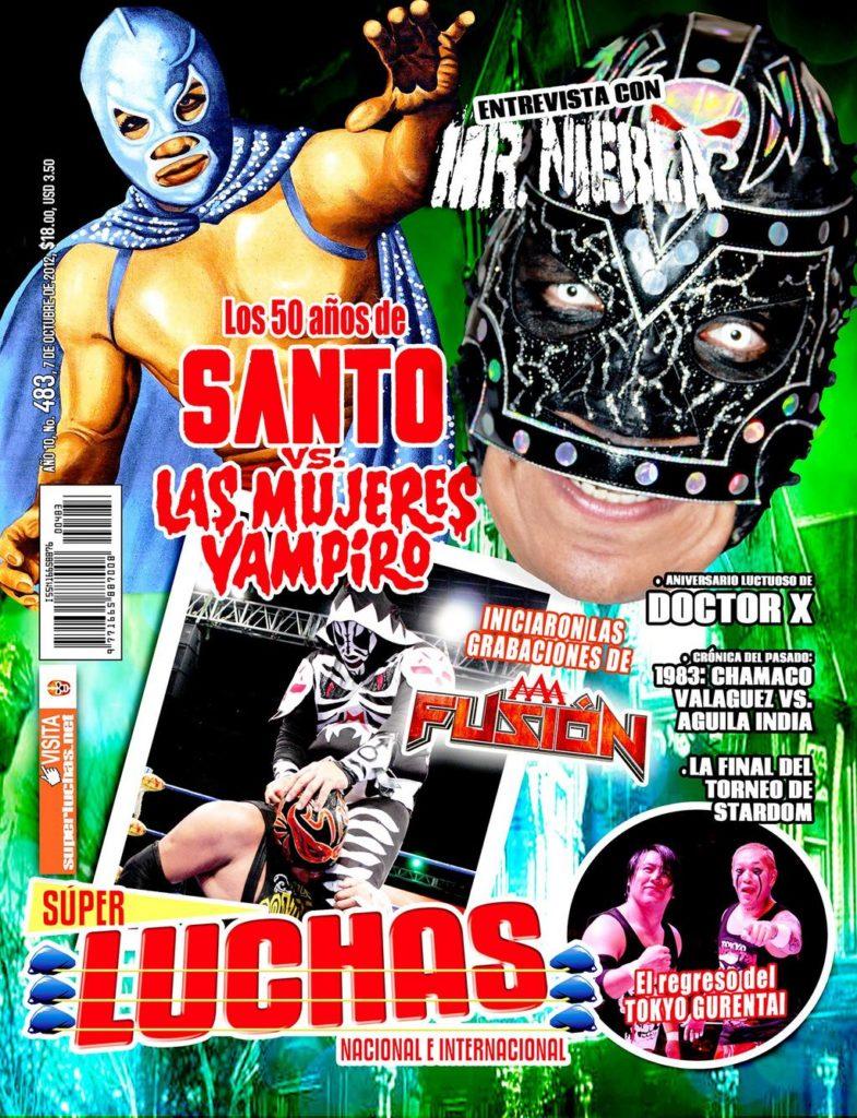 Súper Luchas #483