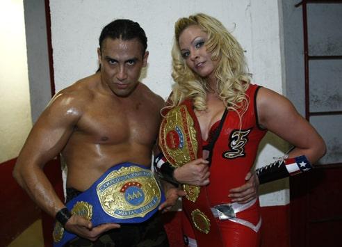 Héroes Inmortales (VI): ¿Quiénes ganarán el Campeonato de Parejas Mixtas AAA? 2