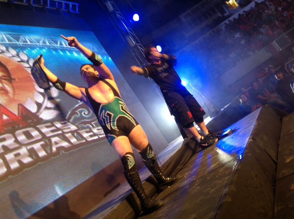 Héroes Inmortales (VI): ¡Vampiro y Joe Líder, nuevos Campeones de Parejas AAA! 1