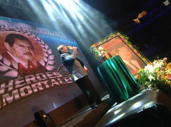 Héroes Inmortales (VI): AAA recuerda al Lic. Antonio Peña 1