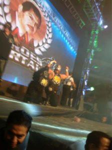 """Héroes Inmortales (VI): Jeff Jarrett, Silver King y M.A. 2000 Jr. triunfan en la """"Lucha de Ídolos"""" 4"""