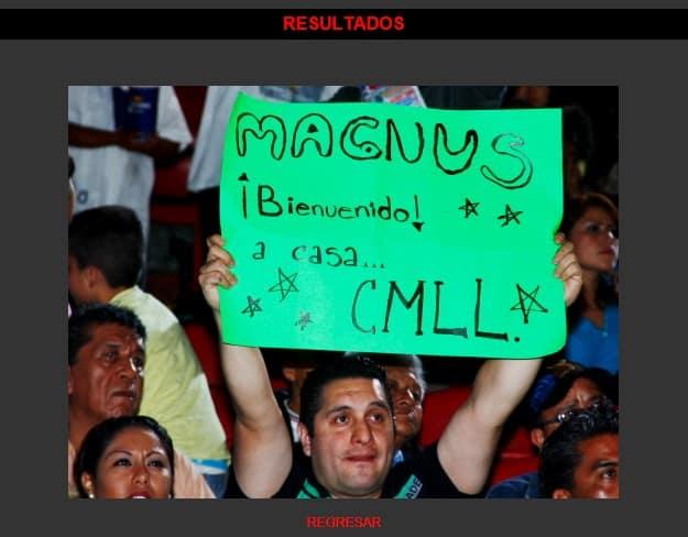 Promo: ¡Magnus regresa a la Arena México! - ¿El Sín Cara del CMLL? 3