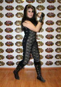 Princesa Blanca / CMLL.com
