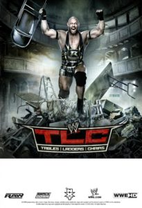 Posible Póster Oficial del evento WWE TLC 2012 4