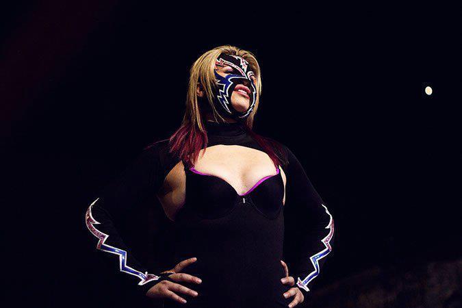 Chica Tormenta e Io Shirai hacen su tryout con WWE 5