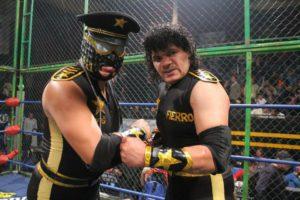 Castillo del Terror 2012: ¡Oficial Fierro pierde la máscara! 4