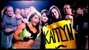 La Diva Kaitlyn en Hamburgo / @KaitlynWWE