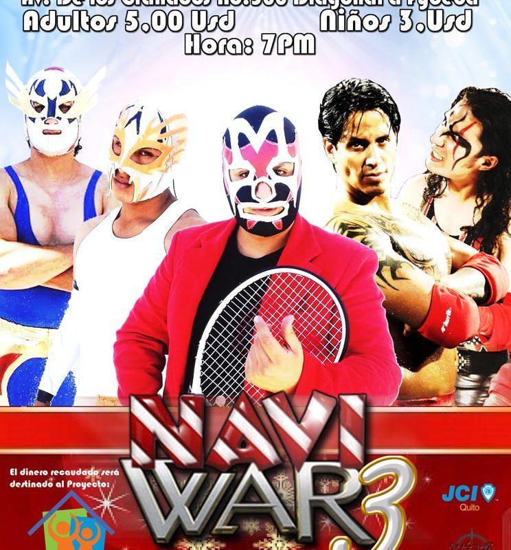 WAR: NaviWAR 3