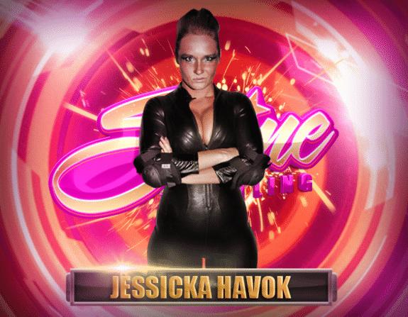 Foto de perfil de Jessicka Havok en Shine / shinwrestling.com