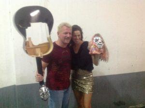 ¡Jeff Jarrett y Karen de vuelta en AAA! - @RealJeffJarrett @karenjarrett @luchalibreaaa 3