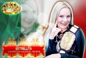 Video: Estrellita vs. Princesa Blanca por el Campeonato Nacional Femenil 4