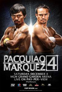 Manny Pacquiao vs Juan Manuel Márquez IV