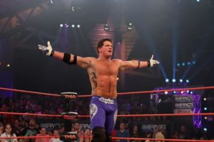 """The Phenomenal"" AJ Styles / Imagen cortesía de impactwrestling.com para Súper Luchas"