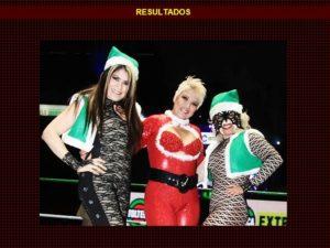 Negro Casas, ¡apestoso campeón! - Mal debut de ¡Stukita! – ¡Truncado!... el espíritu navideño de las rudas 3