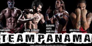 """#TeamPanama listo para el """"Torneo Latinoamericano de Lucha Libre"""" 2"""