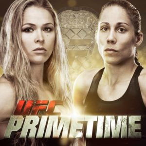 Video: UFC 157 Primetime - Rousey vs.Carmouche (Parte 1) 2