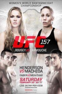 ¡Como ver UFC 157: Rousey vs Carmouche desde Latinoamérica! 7