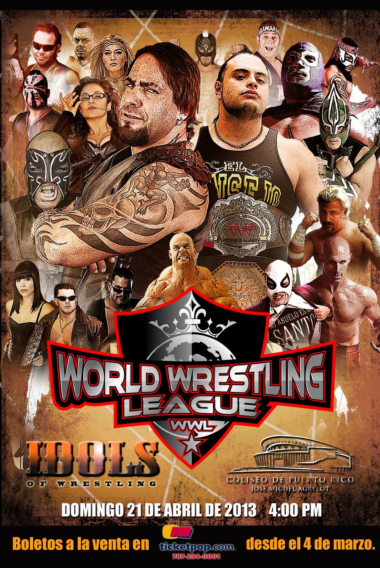 WWL Idols of Wrestling