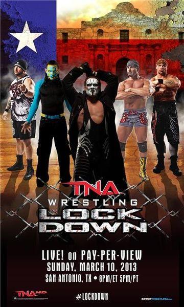 TNA LockDown 2013