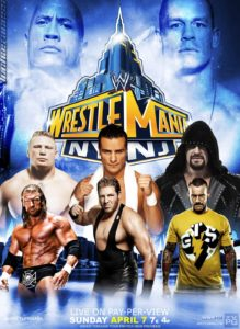 Fan-Made: Las luchas Estelares de WWE WrestleMania 29 / By asasj23 – LuchasAcess.wordpress.com