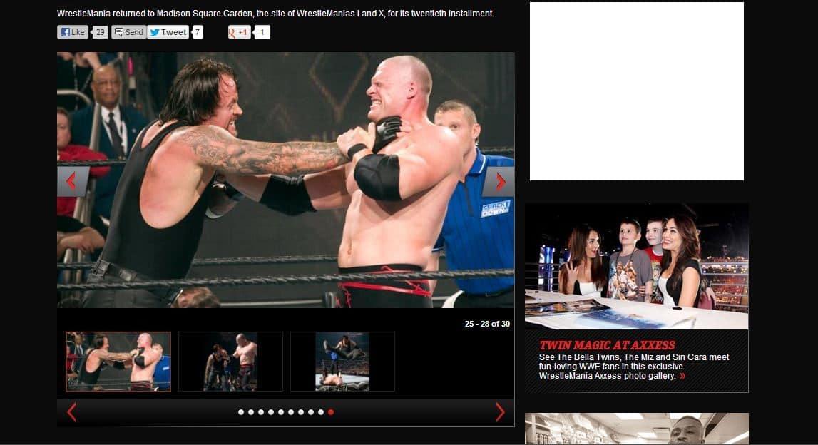 Kane vs Undertaler|wwe.com