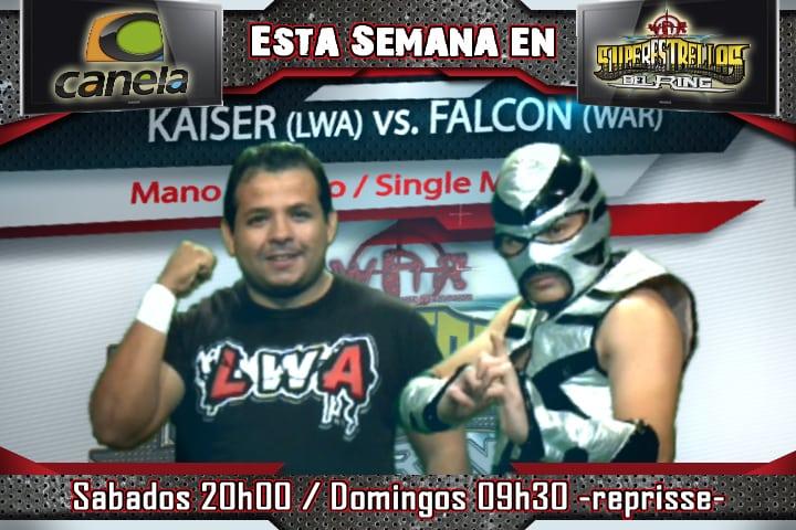 Kaiser vs Falcon