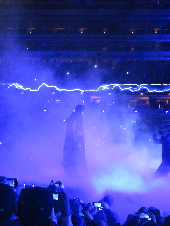 The Undertaker en Wrestlemania 29/ imagen by Alex Ruiz