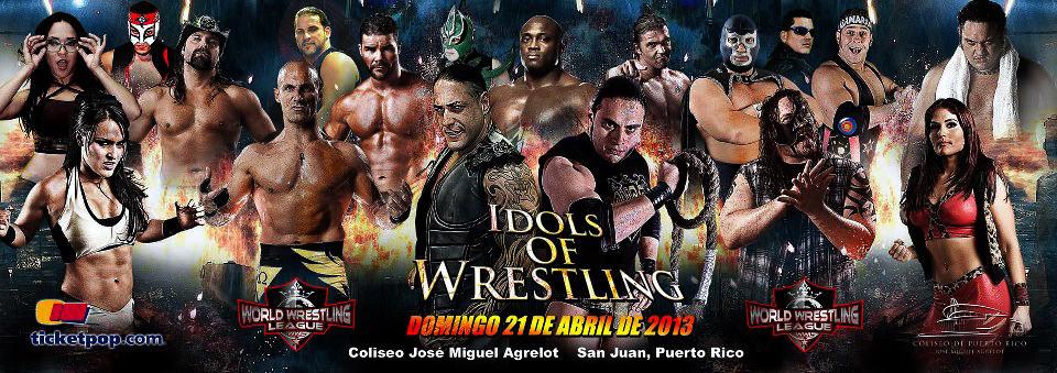 Idols of Wrestling