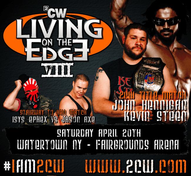 Living on the Edge VIII / 2CW.com