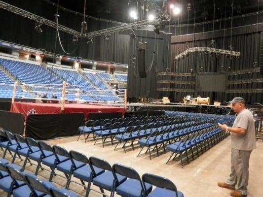 """Imagen: El Coliseo de Puerto Rico, listo para WWL """"Idols of Wrestling"""" 5"""