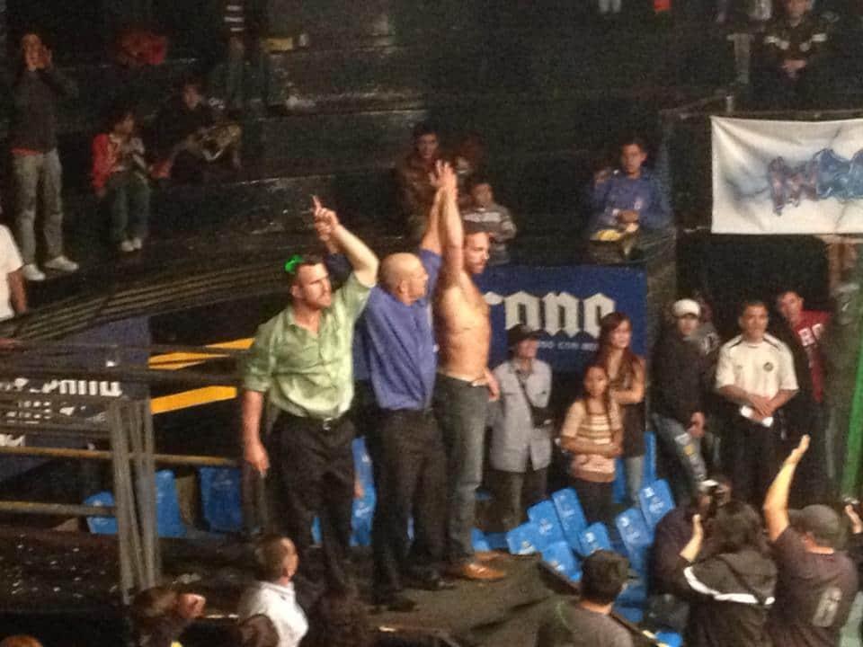 ¡La Migra invade la Arena Naucalpan! – Dr. Wagner Jr. regresa a IWRG 1