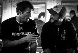 Chael Sonnen y CM Punk / Photo by Ryan Loco - 500px.com/ryanloco