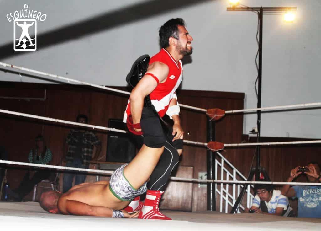 """""""New Blood-Redemption"""" (April 27, 2013) - LWA Peru"""