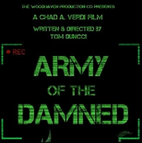 Army Damned logo / twitter.com/army_damned