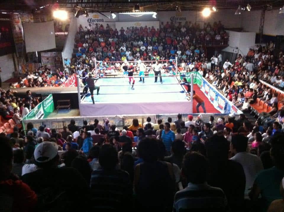 Imagen: Los 46 años de la Arena López Mateos 8