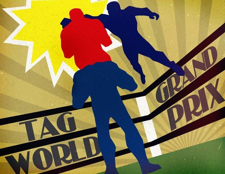 Tag World Grand Prix / CHIKARApro.com