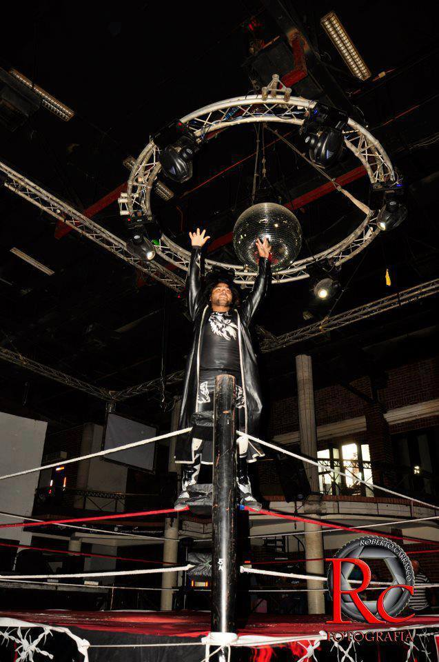 Lucian volverá a Arica para demostrar su talento en el ring. // Imagen: Rc Fotografía