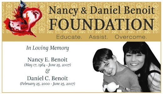 Nancy & Daniel Benoit Foundation / ndbfoundation.org