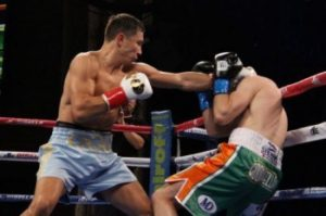 Golovkin derrota a Macklin 1